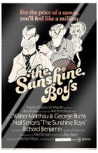 Sunshine Boys, the art print poster with laminate