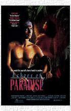 Echoes of Paradise art print poster transferred to canvas