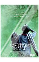 Sometimes in April art print poster with laminate