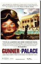 Gunner Palace art print poster with block mounting
