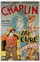 Cure, the art print poster transferred to canvas