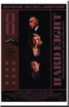 Hard Eight art print poster with block mounting