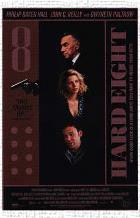 Hard Eight art print poster transferred to canvas