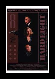 Hard Eight art print poster with simple frame