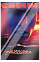 Days of Thunder art print poster with laminate