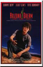 Arizona Dream art print poster with block mounting