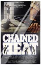 Chained Heat art print poster with laminate
