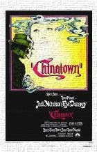 Chinatown art print poster transferred to canvas