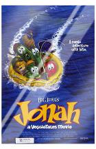 Jonah: a Veggietales Movie art print poster with laminate