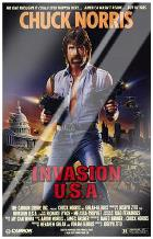 Invasion Usa art print poster with laminate