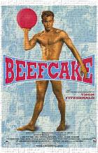 Beefcake art print poster transferred to canvas