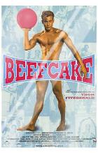 Beefcake art print poster with laminate