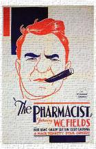 Pharmacist, the art print poster transferred to canvas