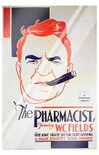 Pharmacist, the art print poster with laminate