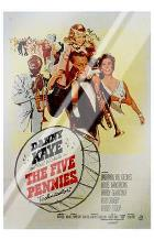 Five Pennies, the art print poster with laminate