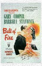 Ball of Fire art print poster transferred to canvas