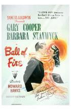 Ball of Fire art print poster with laminate