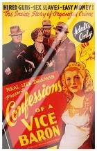 Confessions of a Vice Baron art print poster with laminate