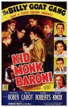 Kid Monk Baroni art print poster transferred to canvas