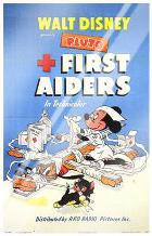 First Aiders art print poster with laminate