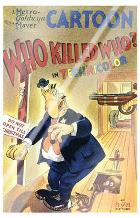 Who Killed Who art print poster with laminate
