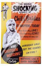 Shotgun Wedding art print poster with laminate