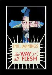 Way of All Flesh art print poster with simple frame