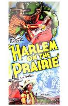 Harlem on the Prairie art print poster with laminate