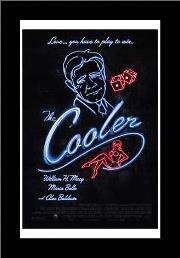 Cooler, the art print poster with simple frame