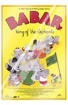 Babar: King of the Elephants art print poster with laminate