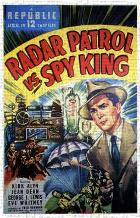 Radar Patrol Vs Spy King art print poster transferred to canvas