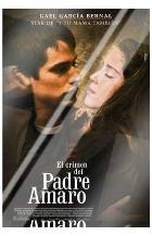 Crimen Del Padre Amaro, El art print poster with laminate