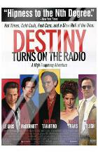 Destiny Turns on the Radio art print poster with laminate