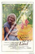 Never Never Land art print poster with laminate