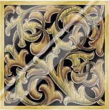 Ornamental Squares III art print poster with laminate