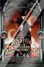 Charlie and the Chocolate Factory art print poster with laminate