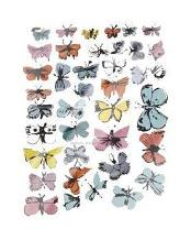Butterflies, 1955 art print poster with laminate