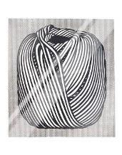Ball Of Twine, 1963 art print poster with laminate