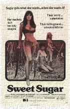 Sweet Sugar art print poster transferred to canvas