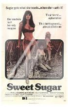 Sweet Sugar art print poster with laminate