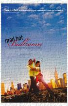 Mad Hot Ballroom art print poster transferred to canvas