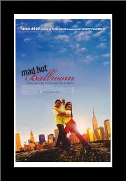 Mad Hot Ballroom art print poster with simple frame