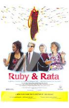 Ruby and Rata art print poster with laminate