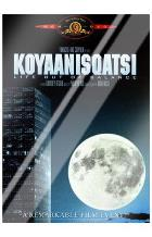 Koyaanisqatsi art print poster with laminate