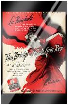 Bridge of San Luis Rey art print poster with laminate