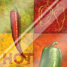 Chili III art print poster with laminate