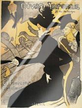 Divan japonais toulouse lautrec art prints posters for Divan japonais poster value