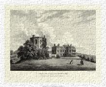 Chilham Castle In Kent art print poster transferred to canvas