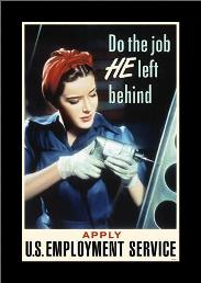 Do Job He Left Behind Wwii Art Prints Amp Posters