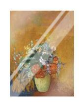 Vase Of Flowers, C1905 art print poster with laminate
